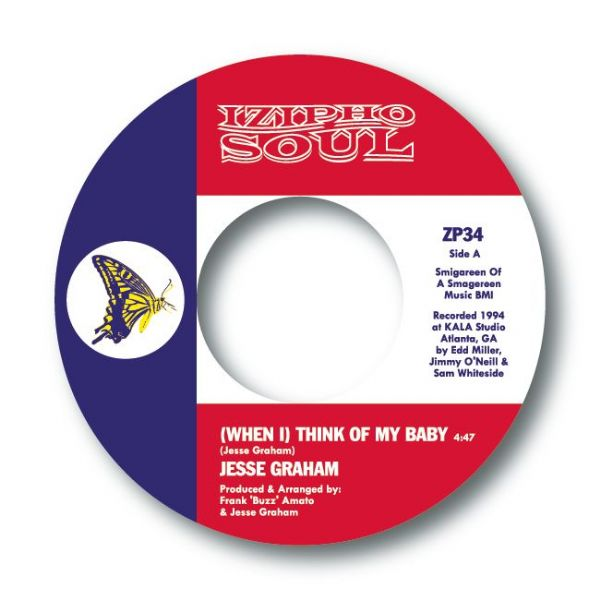 JESSE GRAHAM: (WHEN I) THINK OF MY BABY / LOVE TALK